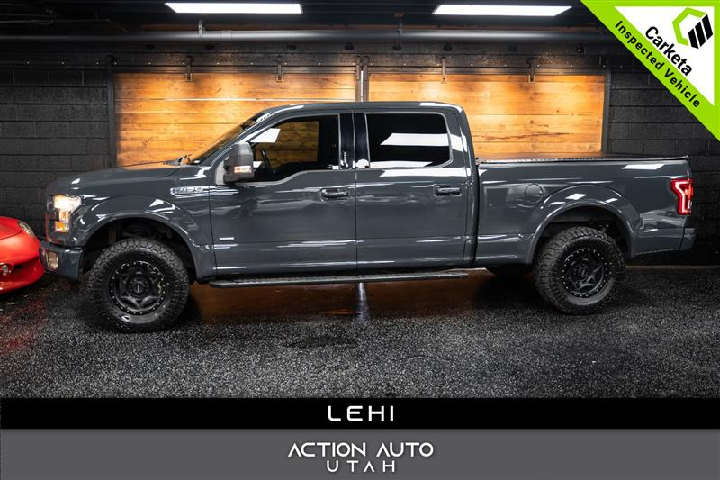 2016 FORD F-150 XLT/XL/Lariat/Platinum/King Ranch/Limited