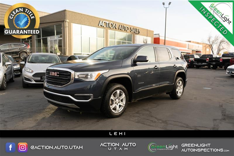 Green Light Auto Inspections Inspection 2019 Gmc Acadia