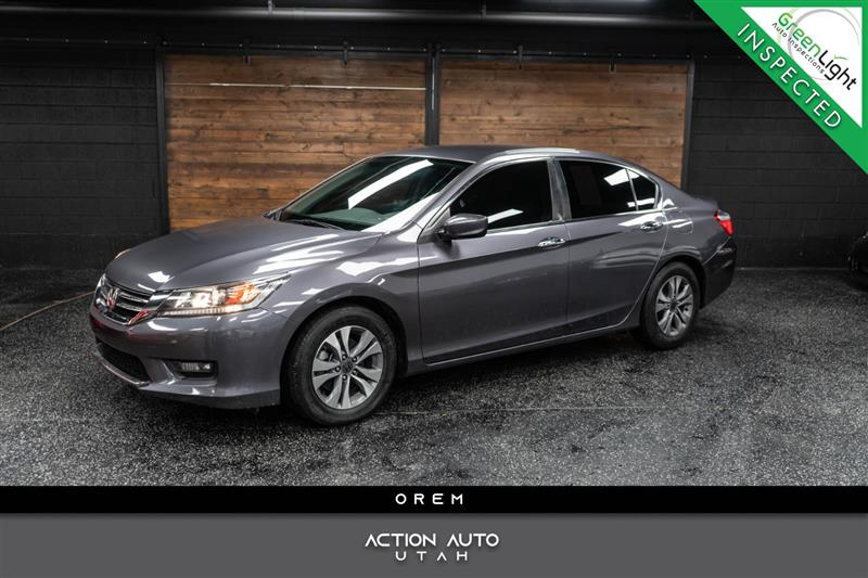 2015 HONDA ACCORD SEDAN Sport