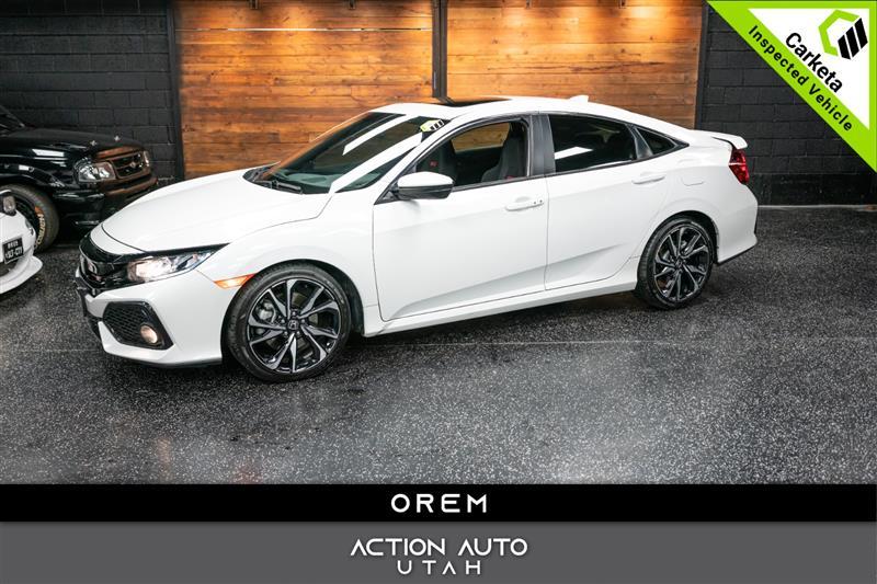 2019 HONDA Civic Si Sedan SI