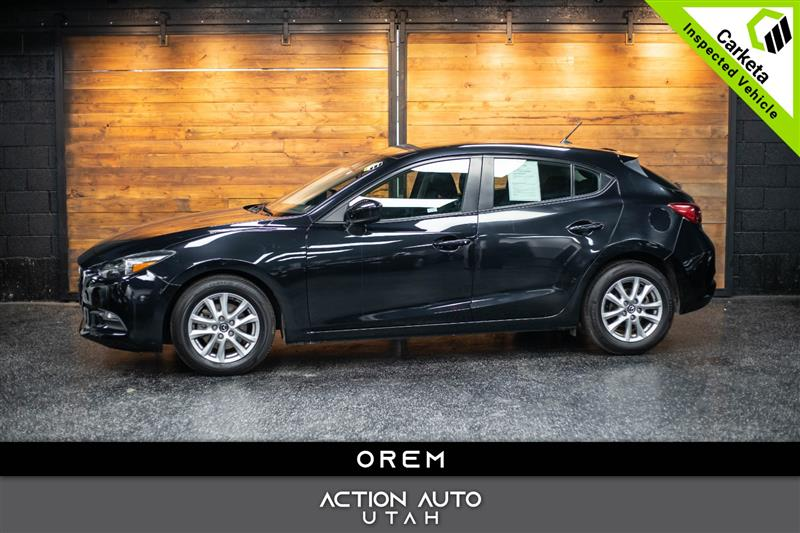 2017 MAZDA Mazda3 5-Door Sport