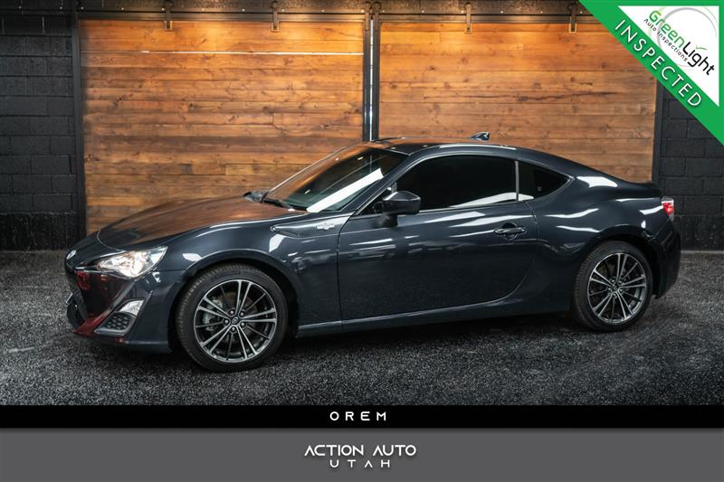 2016 SCION FR-S Release Series 1.0
