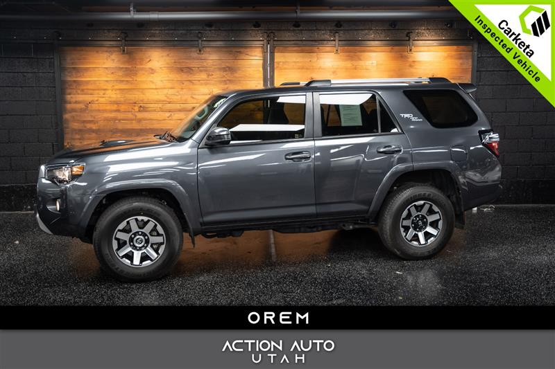 2018 TOYOTA 4RUNNER TRD Off Road
