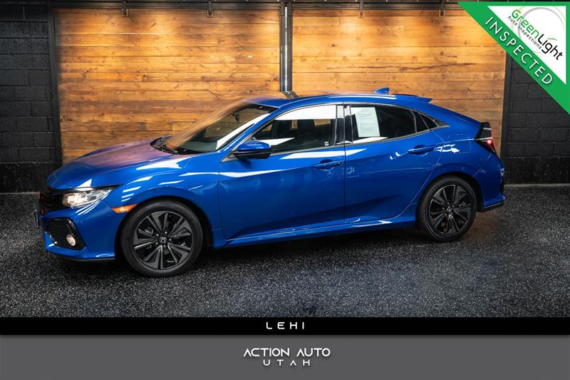 2017 HONDA Civic Hatchback EX
