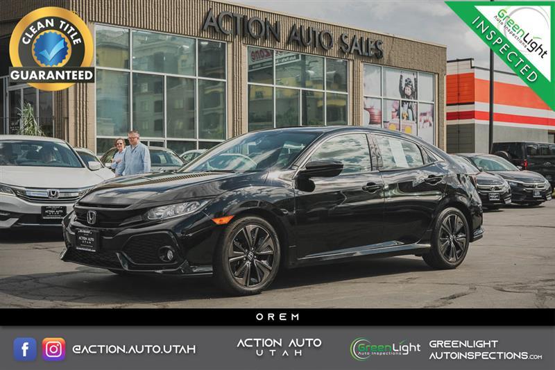 2017 HONDA Civic Hatchback EX-L Navi