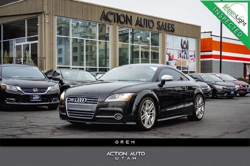 2012 AUDI TTS 2.0T Premium Plus
