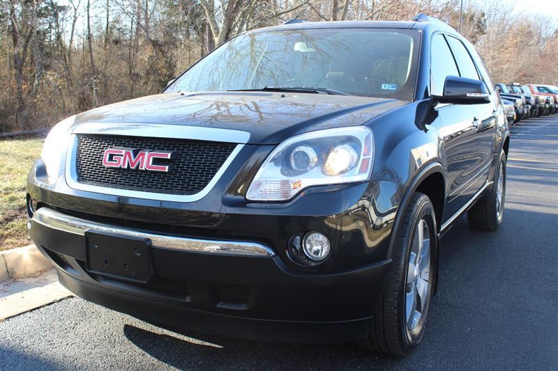 2012 GMC ACADIA SLT1