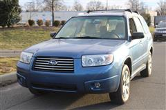 2008 SUBARU FORESTER (NATL) X