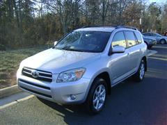 2006 TOYOTA RAV4 Limited 4WD