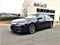 2016 ACURA TLX  V6 with Technology Package