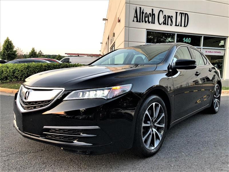 2016 ACURA TLX 3.5 SH-AWD with Technology Package