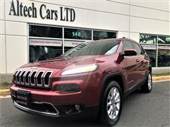 2015 JEEP CHEROKEE Limited 4X4