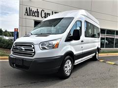 "2016 FORD TRANSIT T-350 148"" HIGH ROOF EXTENDED"