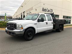 2004 FORD SUPER DUTY F-350 DRW Dually Diesel