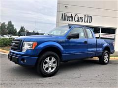 2010 FORD F-150 SuperCab 4x4