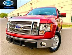 2010 FORD F-150 Lariat 4WD Supercrew