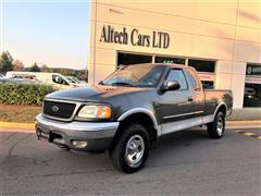 2002 FORD F-150 SuperCab 4x4