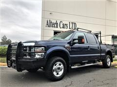 2010 FORD SUPER DUTY F-250 SRW Crew Cab 4X4