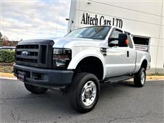 2008 FORD SUPER DUTY F-250 SRW 4X4