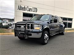 2005 FORD SUPER DUTY F-350 DRW LARIAT DUALLY DIESEL
