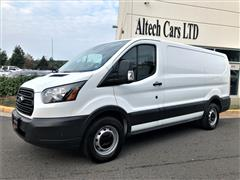 2016 FORD TRANSIT CARGO VAN T-150 Low Roof