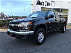 2004 CHEVROLET COLORADO 4X4 LS Z71