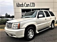 2006 CADILLAC ESCALADE AWD LUXURY EDITION
