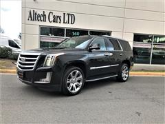2015 CADILLAC ESCALADE AWD LUXURY