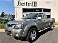 2001 NISSAN FRONTIER  SC SuperCharger