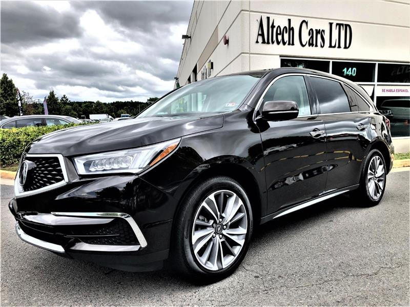 2017 ACURA MDX SH-AWD w/ Technology Package