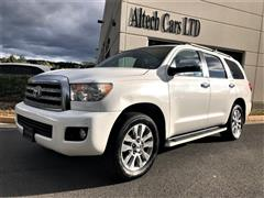 2010 TOYOTA SEQUOIA 4WD LIMITED