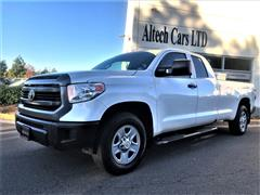 2017 TOYOTA TUNDRA 4WD DOUBLE CAB  8.1 FT BED