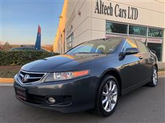 2008 ACURA TSX w/ Navigation