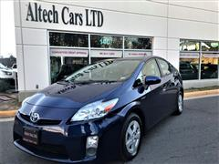 2010 TOYOTA PRIUS FOUR w/NAVIGATION BACK-UP CAMERA