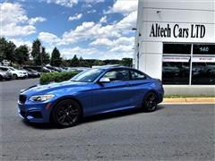 2017 BMW 2 SERIES  M240i w/M -SPORT PACKAGE