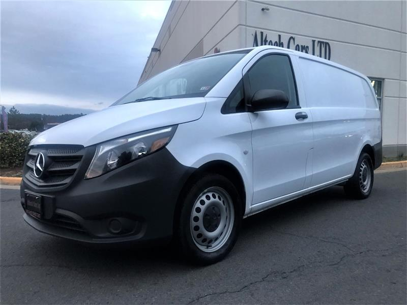 2016 MERCEDES-BENZ METRIS CARGO VAN w/Backup Camera