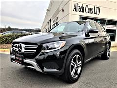 2017 MERCEDES-BENZ GLC GLC 300 4MATIC