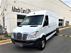 "2013 FREIGHTLINER SPRINTER 2500 170"" WB HIGH ROOF EXTENDED CARGO CAN"