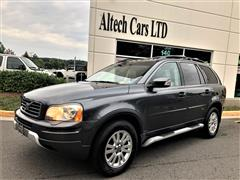 2008 VOLVO XC90 AWD 3.2 3rd Row Dvd-Navigation