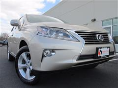 2013 LEXUS RX 350 AWD w/ Backup Camera