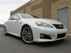 2008 LEXUS IS F ISF