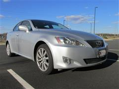2008 LEXUS IS 250 All Wheel Drive