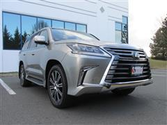 2019 LEXUS LX 570 3rd Row with Luxury Pkg