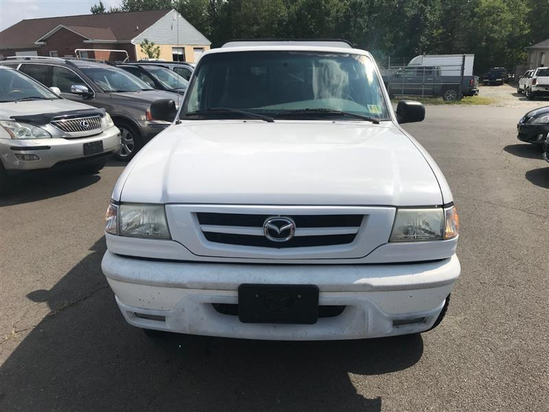 2002 MAZDA B-SERIES 2WD TRUCK DS