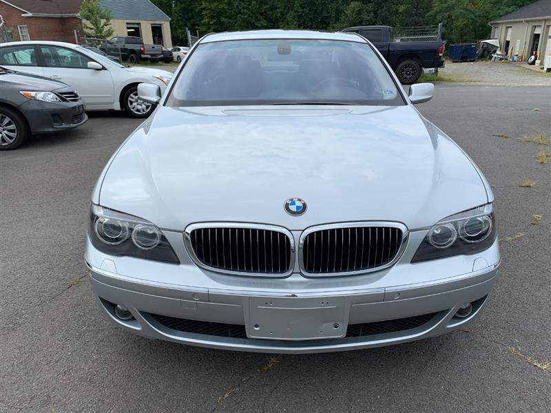 2008 BMW 7 SERIES 750i Sport Package