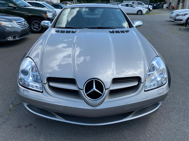 Apple Auto Sales >> 2005 Mercedes Benz Slk Class Slk350 Fredericksburg