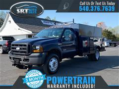 2006 FORD SUPER DUTY F-450 DRW XL/XLT