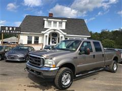 2004 FORD SUPER DUTY F-350 SRW XL/XLT/Lariat/King Ranch/Harley-Davidson