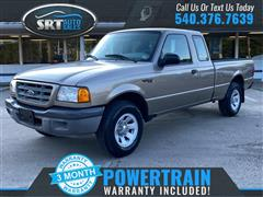 2003 FORD RANGER XL/XLT/XLT Appearance/Edge/Tremor
