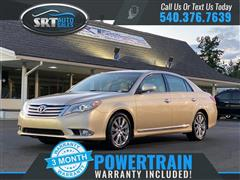 2011 TOYOTA AVALON Limited Navigation